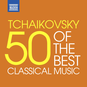 Tchaikovsky - 50 of the Best Albumcover