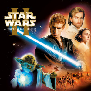 Star Wars Episode II - Angriff der Klonkrieger Audiobook