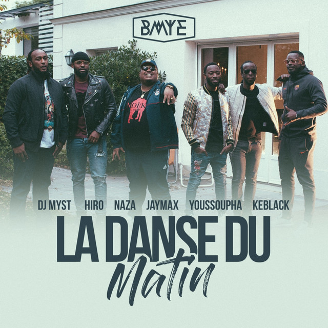 Album cover for La danse du matin by BMYE