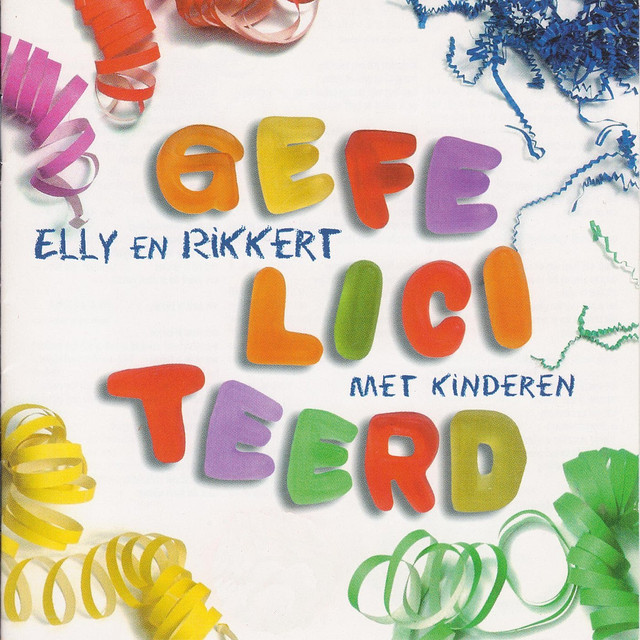 gefeliciteerd song Gefeliciteerd, a song by Elly & Rikkert on Spotify gefeliciteerd song