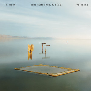 Bach: Cello Suites Nos. 1, 5 & 6 Albumcover