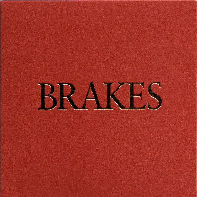 Album cover for Give Blood by Brakes