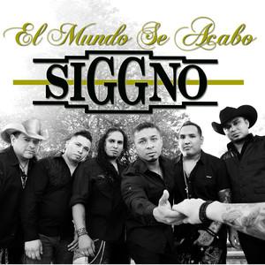 El Mundo Se Acabo Albumcover