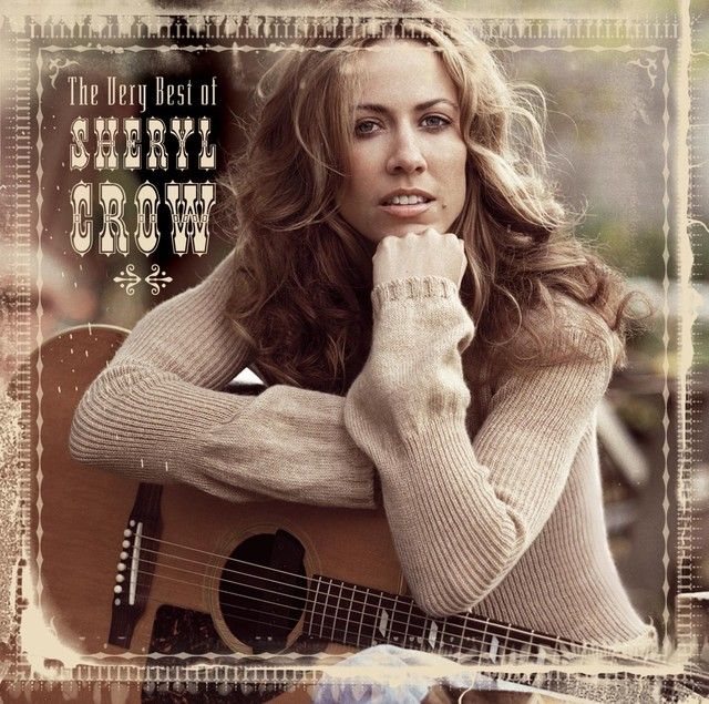 Sheryl Crow: My Favorite Mistake sounds like The Rolling