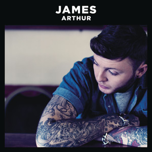 James Arthur, Chasing Grace Certain Things cover