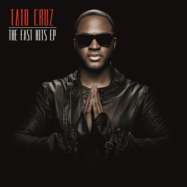 Taio Cruz The Fast Hits EP album cover