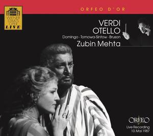 Verdi: Otello (Live) album