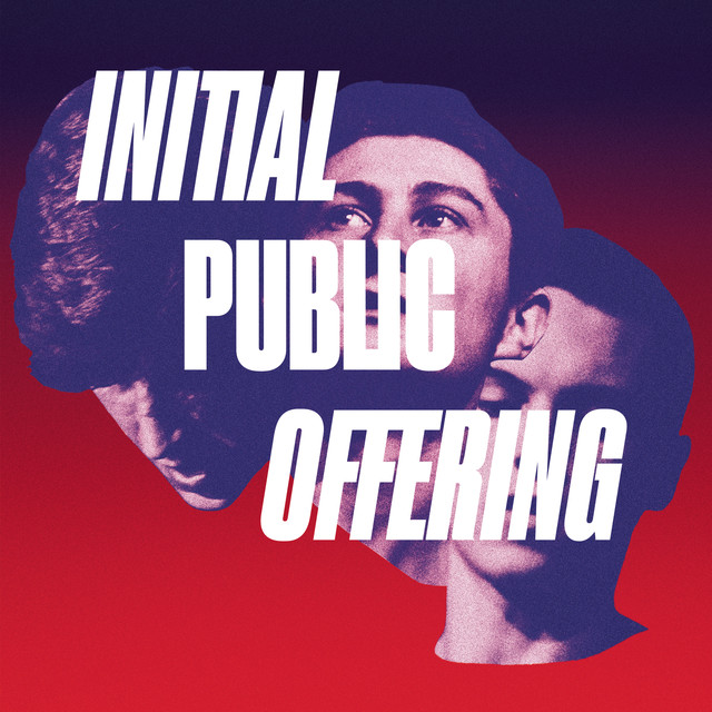 Album cover for Initial Public Offering - EP by Keep Dancing Inc