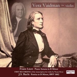 Liszt: Piano Sonata Transcribed for Violin album