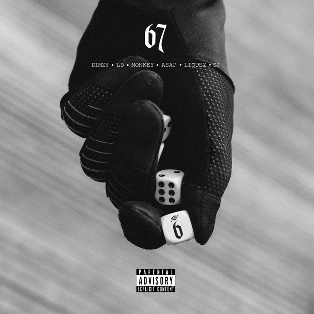 Album cover for The 6 by 67