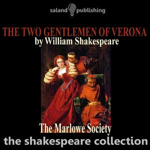 The Two Gentlemen of Verona Audiobook