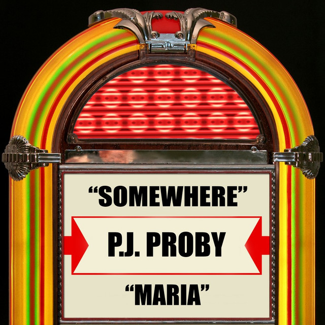 Somewhere / Maria