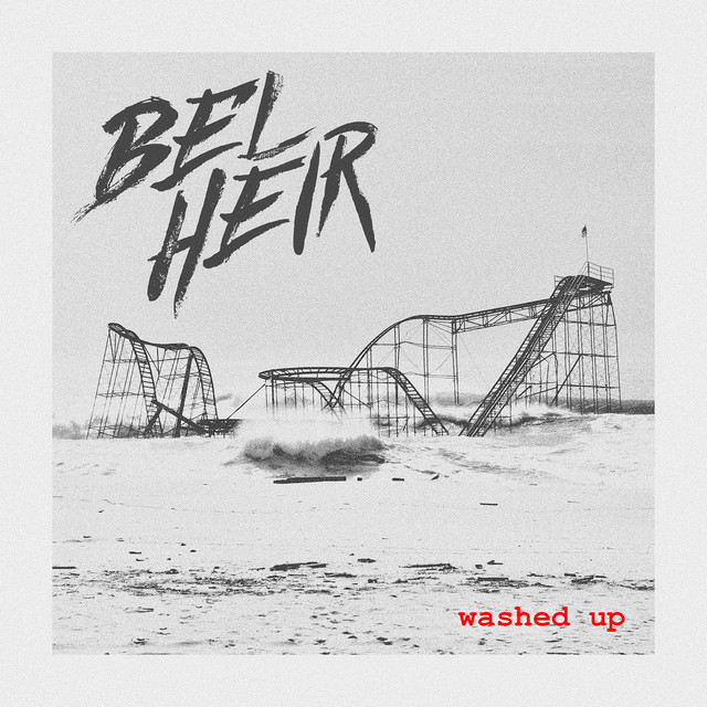 Album cover for Washed Up by Bel Heir