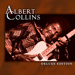 Albert Collins Blue Monday Hangover cover
