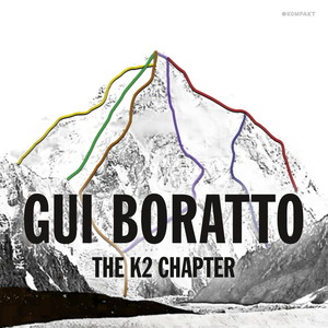 The K2 Chapter Albumcover