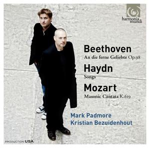 Beethoven: An die ferne Geliebte Albumcover