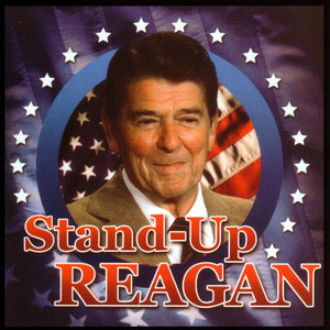 Stand-up Reagan Audiobook