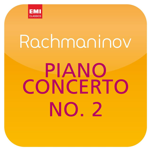 """Rachmaninow: Piano Concerto No. 2 (""""Masterworks"""")"""