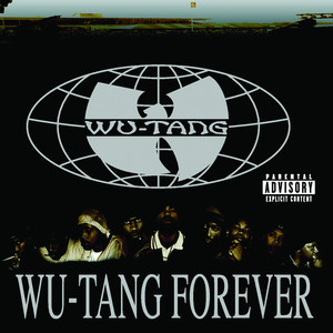 Wu-Tang Forever (Explicit) Albumcover
