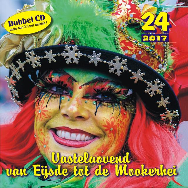 Album cover for Vastelaovend van Eijsde tot de Mookerhei 24 by diverse Artiesten