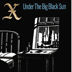 Under The Big Black Sun Albumcover