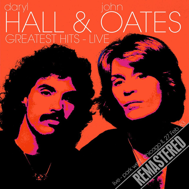 Greatest Hits - Live (Park West, Chicago IL 27 Feb '83) Albumcover