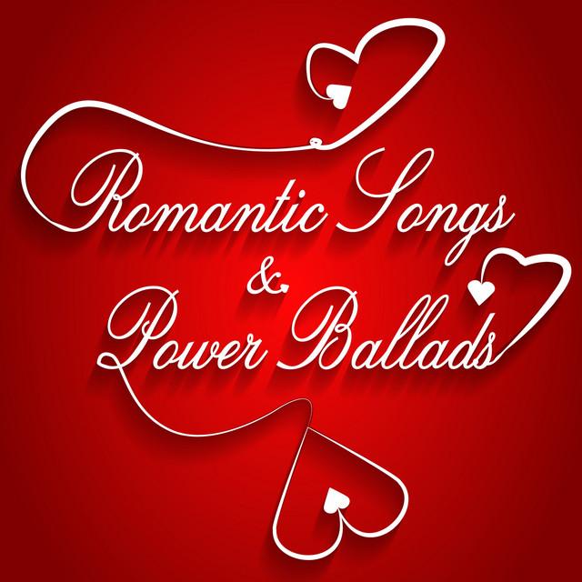 Romantic Songs & Power Ballads in English  Best Love Songs