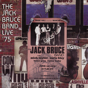 Live At Manchester Free Trade Hall 1975 album