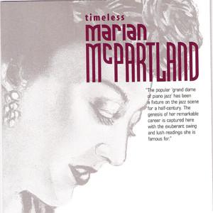 Timeless Marian McPartland