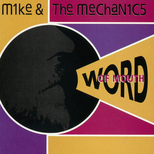 Mike + The Mechanics Word of Mouth cover