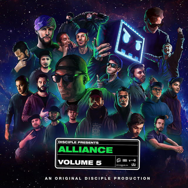 Disciple Alliance Vol. 5