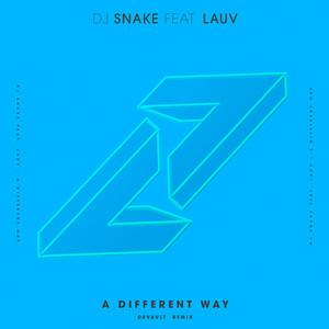 A Different Way (DEVAULT Remix) Albümü