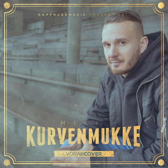 Album cover for Kurvenmukke by M.I.K.I