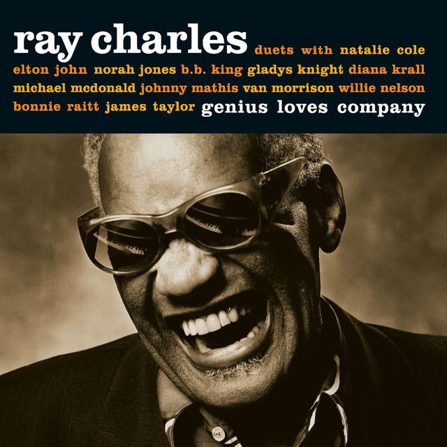 Skivomslag för Ray Charles: Genius Loves Company