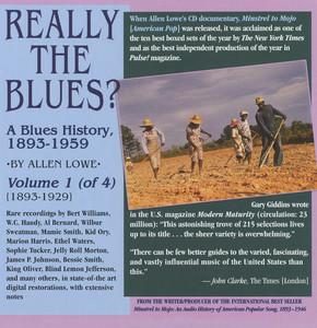 Really the Blues?: A Blues History (1893-1959), Vol. 1 (1893-1929) album