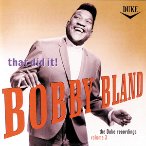 "Bobby ""Blue"" Bland Save Your Love For Me - Single Version cover"