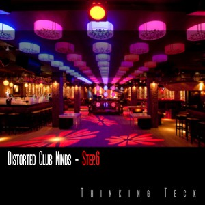 Distorted Club Minds - Step.6 Albumcover