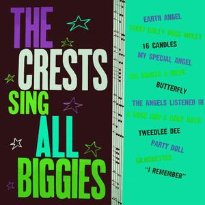 The Crests Sing All Biggies album