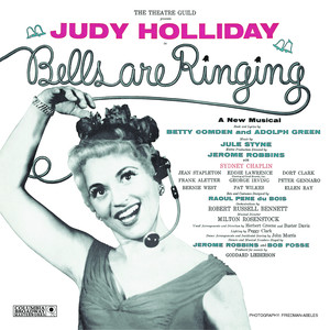Jean Stapleton, George S. Irving, Bells Are Ringing Ensemble Bells Are Ringing cover