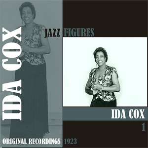 Jazz Figures / Ida Cox, (1923), Volume 1