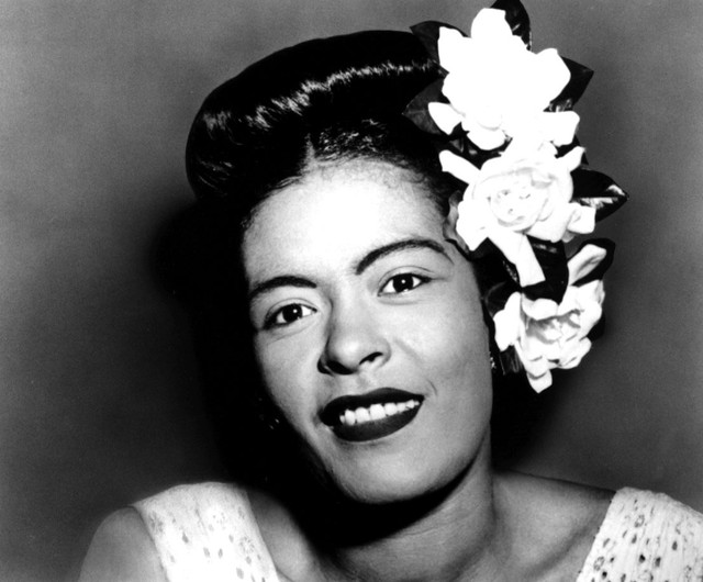 Billie Holiday, Ella Fitzgerald How High the Moon cover