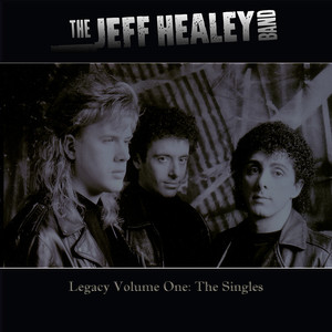 Jeff Healey Confidence Man cover
