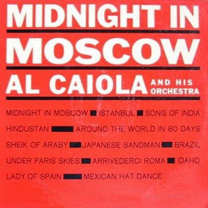 Midnight In Moscow album