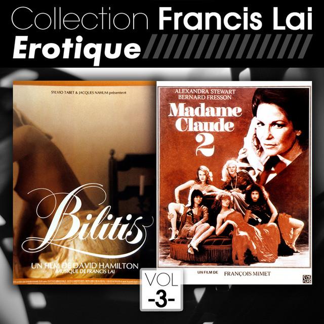 Collection Francis Lai - Erotique, Vol. 3 (Bandes originales de films)