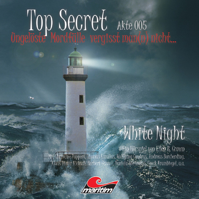 Akte 5: White Night Cover