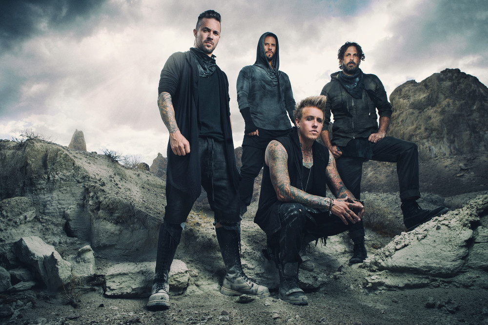 Papa Roach tickets and 2018 tour dates
