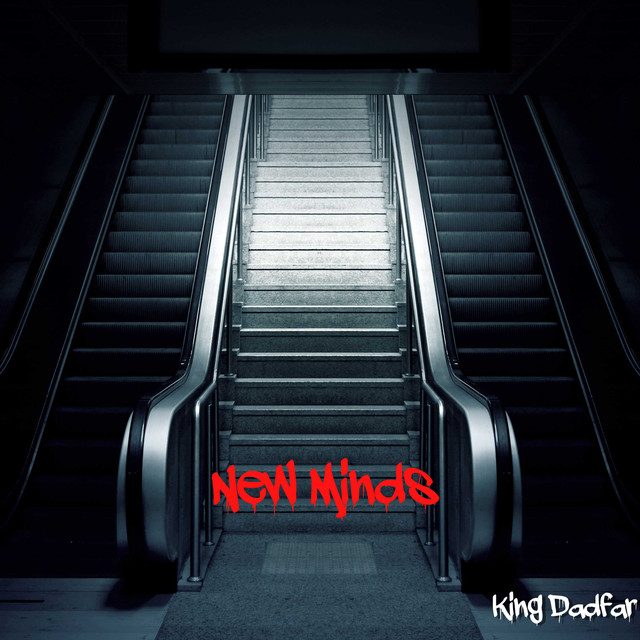 Album cover for New Minds by King Dadfar