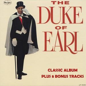 Duke Of Earl Albumcover