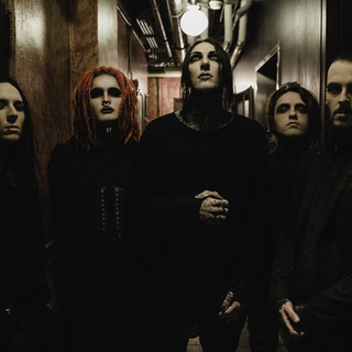 Motionless in White Final Dictvm cover