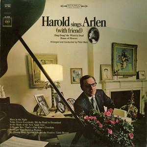 Harold Sings Arlen (With Friend) album